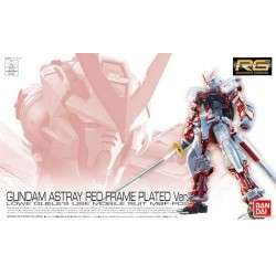 Limited - Real Grade (RG) - 1/144 - Gundam Astray Red Frame Plated Ver.