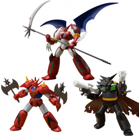 PRE-ORDER Super Mini-Pla Getter Robo Armageddon Vol. 2