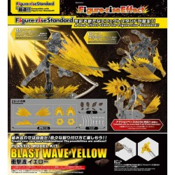 Bandai - Figure-rise Effect - Blast Wave Yellow