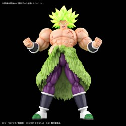PRE-ORDER Figure-rise Standard - Dragon Ball - Super Saiyan Broly Full Power