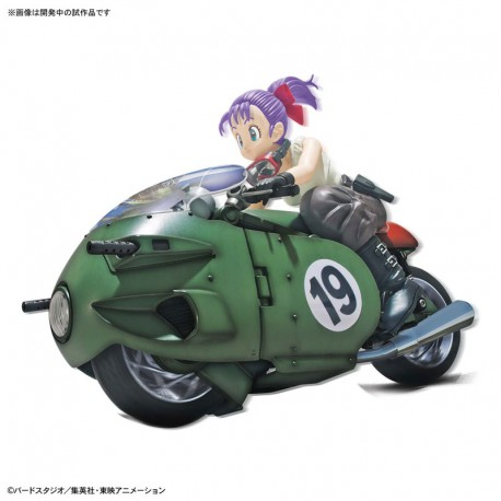 PRE-ORDER Figure-rise Mechanics - Dragon Ball - Bulma Transformable No. 19 Bike