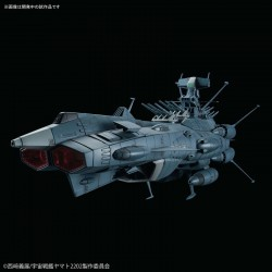 PRE-ORDER Space Battheship Yamato - 1/1000 - U.N.C.F. AAA-Class DX