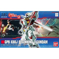 HG High Grade Gunpla Builders - 1/144 - GPB-X80J Beginning J Gundam