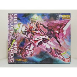 MG 1/100 00 Gundam Seven Sword/G Trans-Am Mode Special Coating Ver.