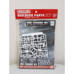 Builders Parts HD MS Figure 01 1/100