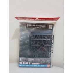 Builders Parts HD - BPHD-37 - MS Hands 01 Dark Gray