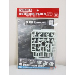Builders Parts HD - BPHD-74 - MS Hand 01 Gundam White