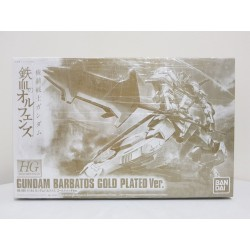 HG HIGH GRADE IRON-BLOODED ORPHANS - 1/144 - GUNDAM BARBATOS GOLD PLATED VER.