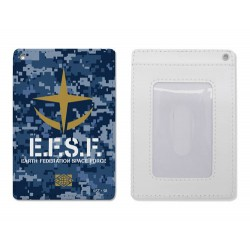 Mobile Suit Gundam - Full Color Pass Case: E.F.S.F.