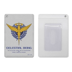 Mobile Suit Gundam - Full Color Pass Case: 00 Celestial Being