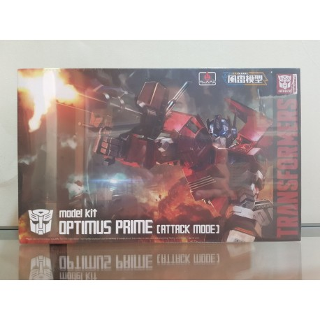 Flame Toys - Furai Model - Optimus Prime [Attack Mode] Plastic Model Kit