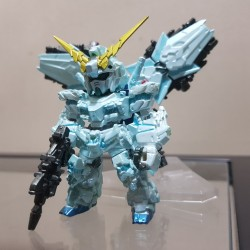 PRE-OWNED FW Gundam Converge: Core - No. 009 - Unicorn Gundam Awakening Ver.