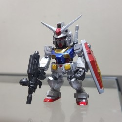 PRE-OWNED FW Gundam Converge Limited For Overseas Only - RX-78-2 Gundam