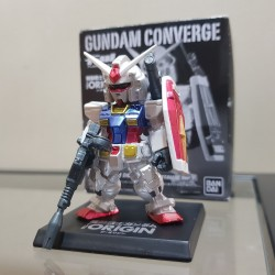 PRE-OWNED FW Gundam Converge RX-78-02 Gundam The Origin Metallic Ver.