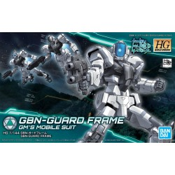 PRE-ORDER HGBD - No. 020 - 1/144 - GBN-Guard Frame