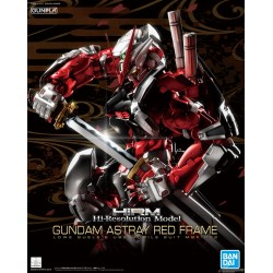 PRE-ORDER HiRM - High Resolution Model - 1/100 - Gundam Astray Red Frame