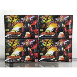 Super Mini-Pla - The King of Braves GaoGaiGar Part 1 (4 pcs/1 box)