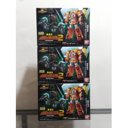 Super Mini-Pla - The King of Braves GaoGaiGar Part 2 (3 packs/Box)
