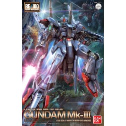 Reborn-One Hundred RE/100 - 1/100 - No. 002 - GUNDAM Mk-III UNIT 8