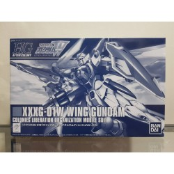 HGAC High Grade After Colony - 1/144 - XXXG-01W Wing Gundam Titanium Finish Ver.