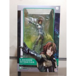 Megahouse - 1/8 - PRE-PAINTED FIGURE - GUNDAM GUYS GENERATION G.G.G. - Gundam 00 - LOCKON STRATOS