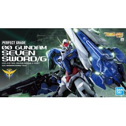 PG PERFECT GRADE - 1/60 - 00 GUNDAM SEVEN SWORD/G