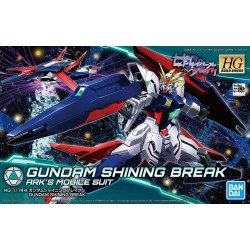 HGBD - No. 022 - 1/144 - Gundam Shining Break