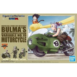 Figure-rise Mechanics - Dragon Ball - Bulma Transformable No. 19 Bike