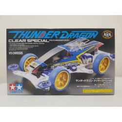 Tamiya Mini 4WD	 - Thunder Dragon Clear Special (Polycarbonate Body)