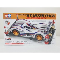 Tamiya Mini 4WD - Starter Pack MA Power Spec (Blast Arrow)