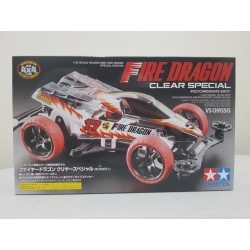 Tamiya Mini 4WD - Fire Dragon Clear Special