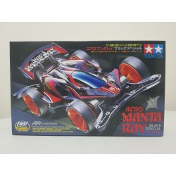 Tamiya Mini 4WD - Aero Manta Ray Black Special