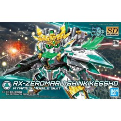 PRE-ORDER - SDBD SUPER DEFORMED BUILD DIVERS - NO. 026 - RX-ZEROMARU SHINKI KESSHO