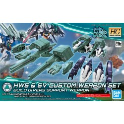 HGBC - No. 046 - 1/144 - HWS & SV Custom Weapon Set