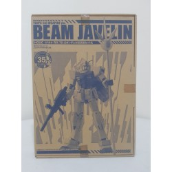 Beam Javelin & Original Weapons for HGUC 1/144 RX-78-2 Gundam Revive