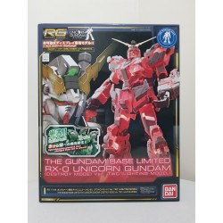 RG Real Grade - 1/144 - RX-0 Unicorn Gundam [Destroy Mode] Ver. TWC Lighting Model