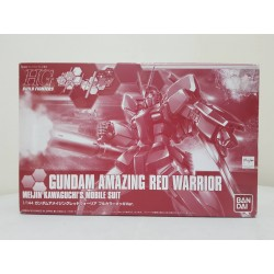 Limited - HGBF - 1/144 - PF-78-3A Gundam Amazing Red Warrior Full Color Plated Ver.