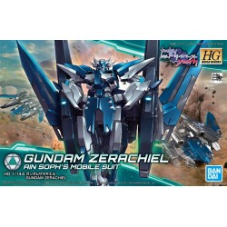PRE-ORDER - HGBD HIGH GRADE BUILD DIVERS - 1/144 - GUNDAM ZERACHIEL