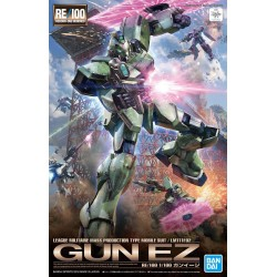 RE/100 Reborn-One Hundred - No. 011 - 1/100 - Gun EZ
