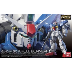 RG No. 13 1/144 RX-78GP01-Fb Gundam Zephyranthes Full Burnern