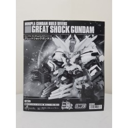 Mini-Pla - Gundam Build Divers - Great Shock Gundam Set