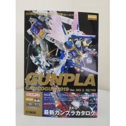GUNPLA Catalogue 2019 Ver. MG & RE/100