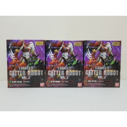 Super Mini-Pla - Getter Robo Armageddon Vol. 2