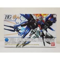HGBF - 1/144 - Build Strike Gundam Full Package (Plavsky Particle Clear Ver.)