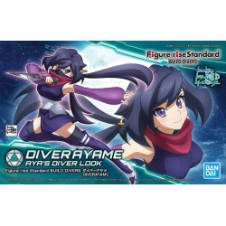 FIGURE-RISE STANDARD - BUILD DIVERS - DIVER AYAME