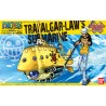 One Piece - Grand Ship Collection - No. 002 - Trafalgar-Law's Submarine