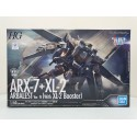 BANDAI - FULL METAL PANIC INVISIBLE VICTORY - 1/60 - ARBALEST VER.IV with XL-2 Booster
