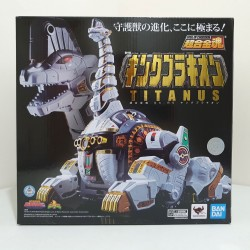 Bandai - Soul Of Chogokin - GX-85 - King Brachion / Titanus
