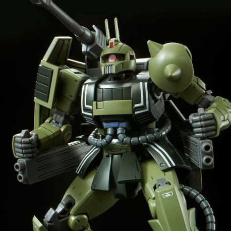 PRE-ORDER - P-BANDAI - HG GUNDAM THE ORIGIN - 1/144 - ZAKU CANNON
