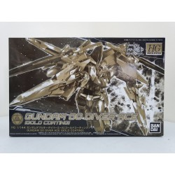 HGBD - 1/144 - Gundam 00 Diver Ace [Gold Coating]